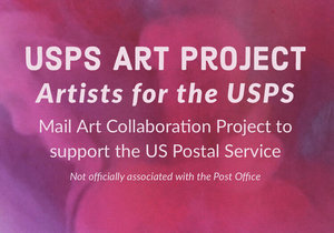 USPS ART PROJECT at ELY CENTER OF CONTEMPORARY ART