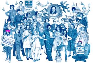 Rewriting Herstory: Making the World Better